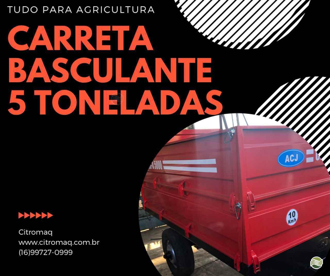 CARRETA AGRÍCOLA CARRETA BASCULANTE  2020 Citromaq